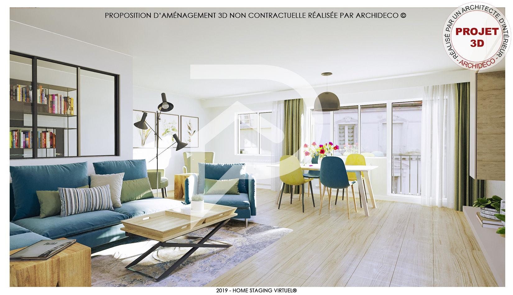 Appartement enghien les bains 4 pièces 70 m2 stéphane plaza immobilier