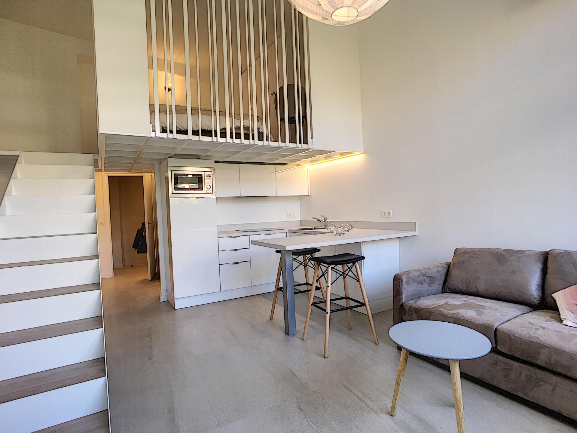 Appartement Saint Laurent Du Var 2 pièces 34,60m2 en rez de ...