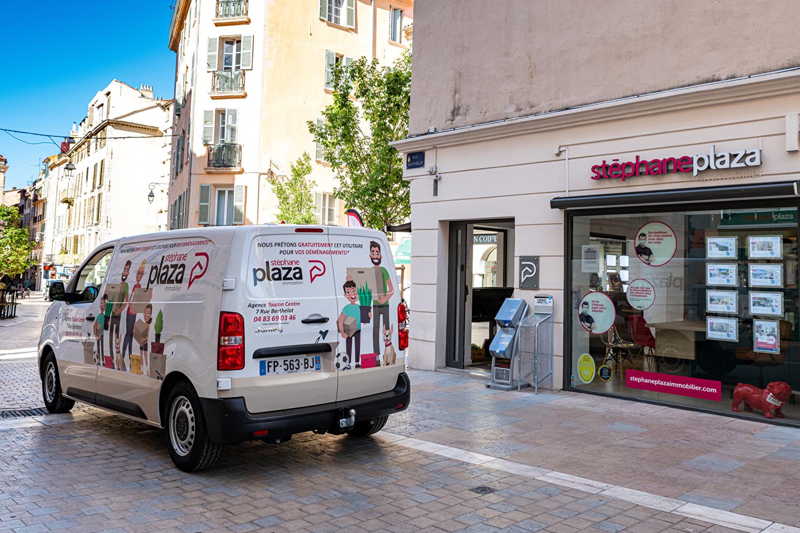 Stéphane Plaza Immobilier Toulon Centre