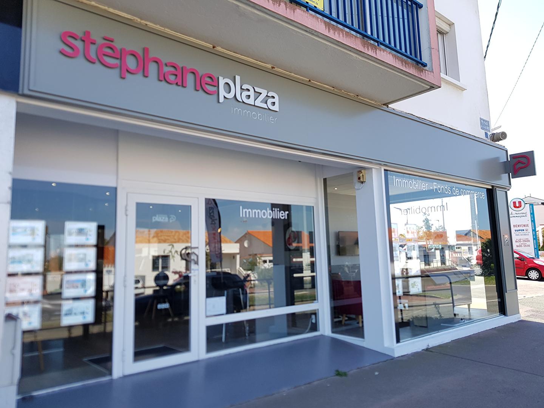 Stephane Plaza Immobilier Saint Gilles Croix de Vie